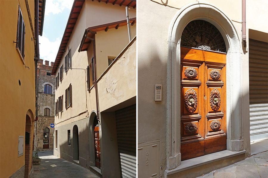 Апартаменты в Сиене, Италия, 135 м2 - фото 1