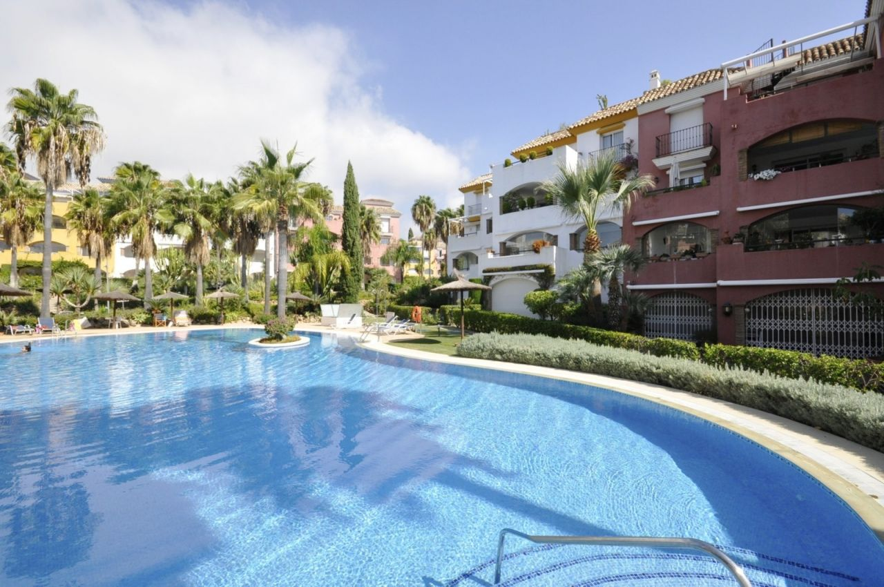 Квартира в Марбелье, Испания, 125 м2 - фото 1