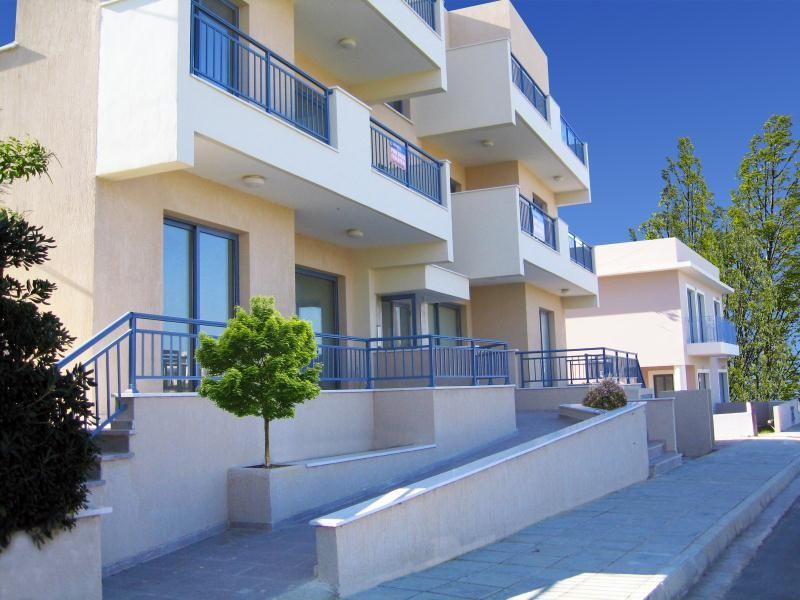 Квартира в Пафосе, Кипр, 59 м2 - фото 1