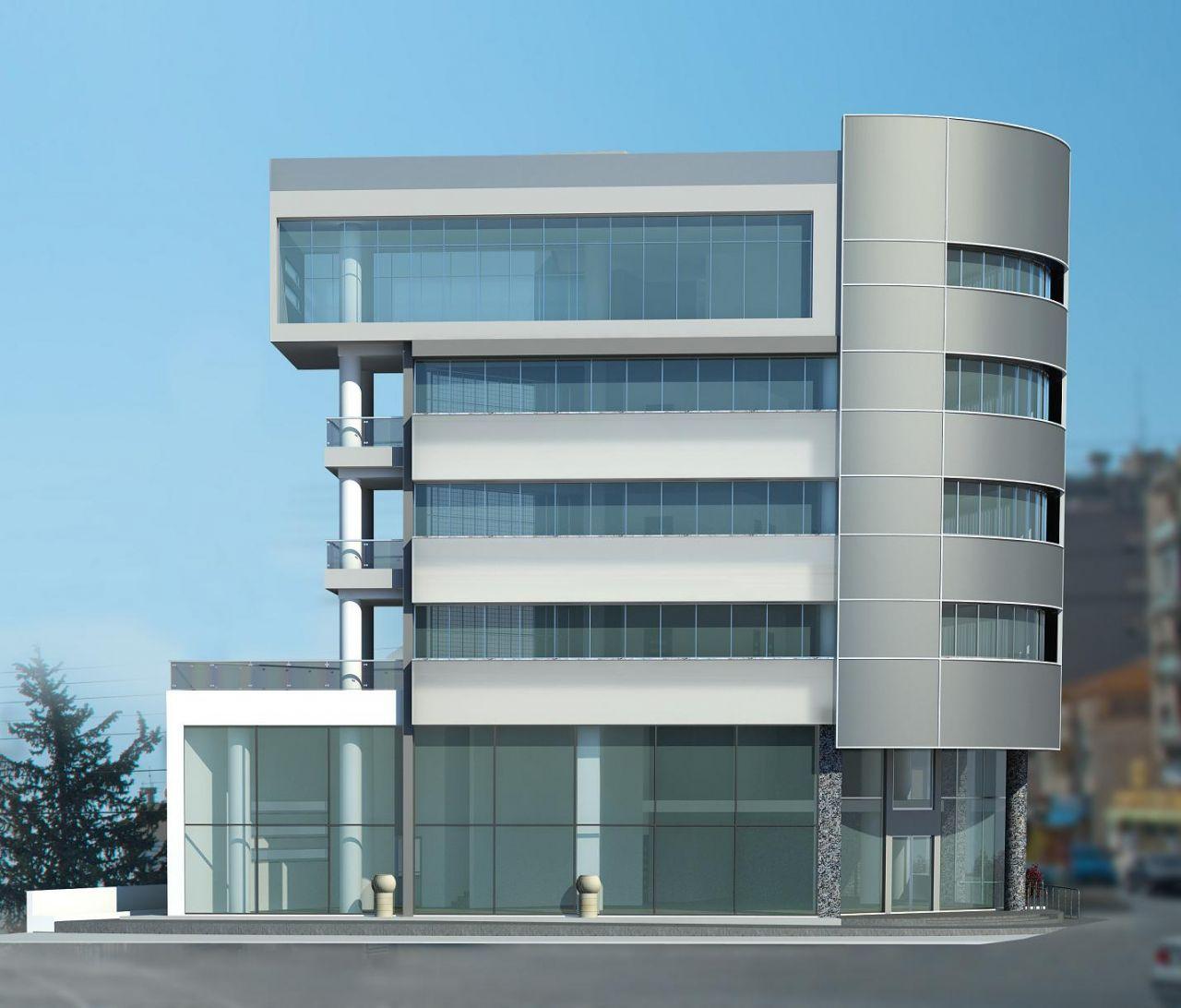 Коммерческая недвижимость в Лимассоле, Кипр, 4172 м2 - фото 1