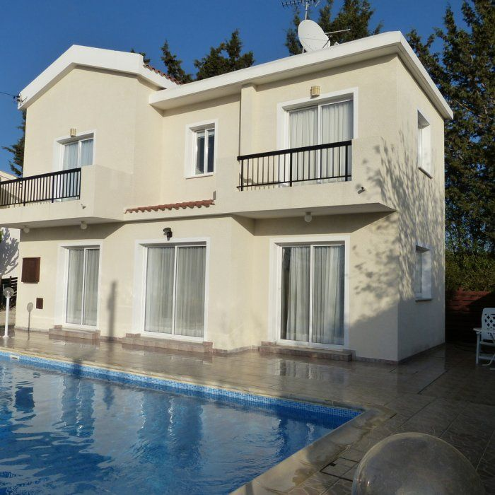 Вилла в Пафосе, Кипр, 400 м2 - фото 1