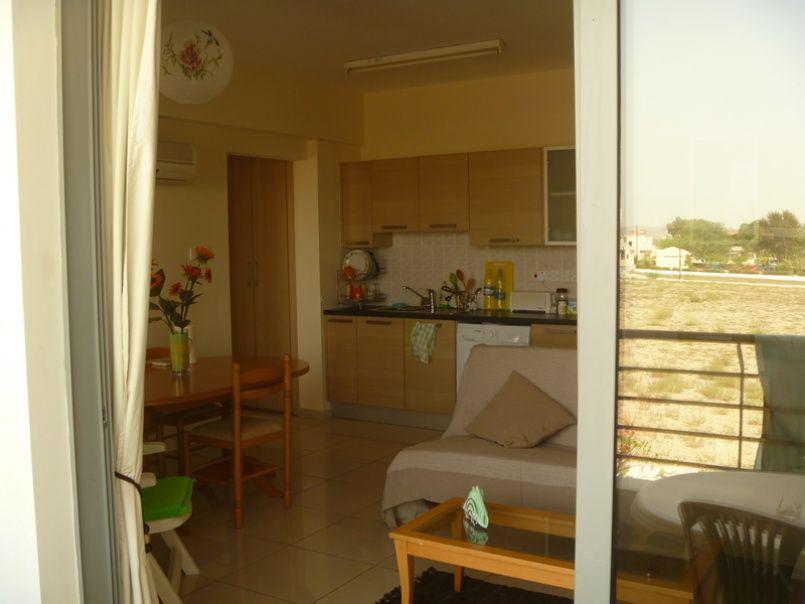 Апартаменты в Ларнаке, Кипр, 55 м2 - фото 1