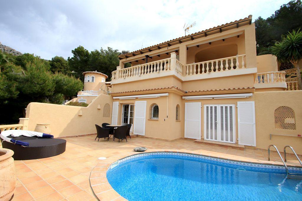 Испания купить дом у моря недорого