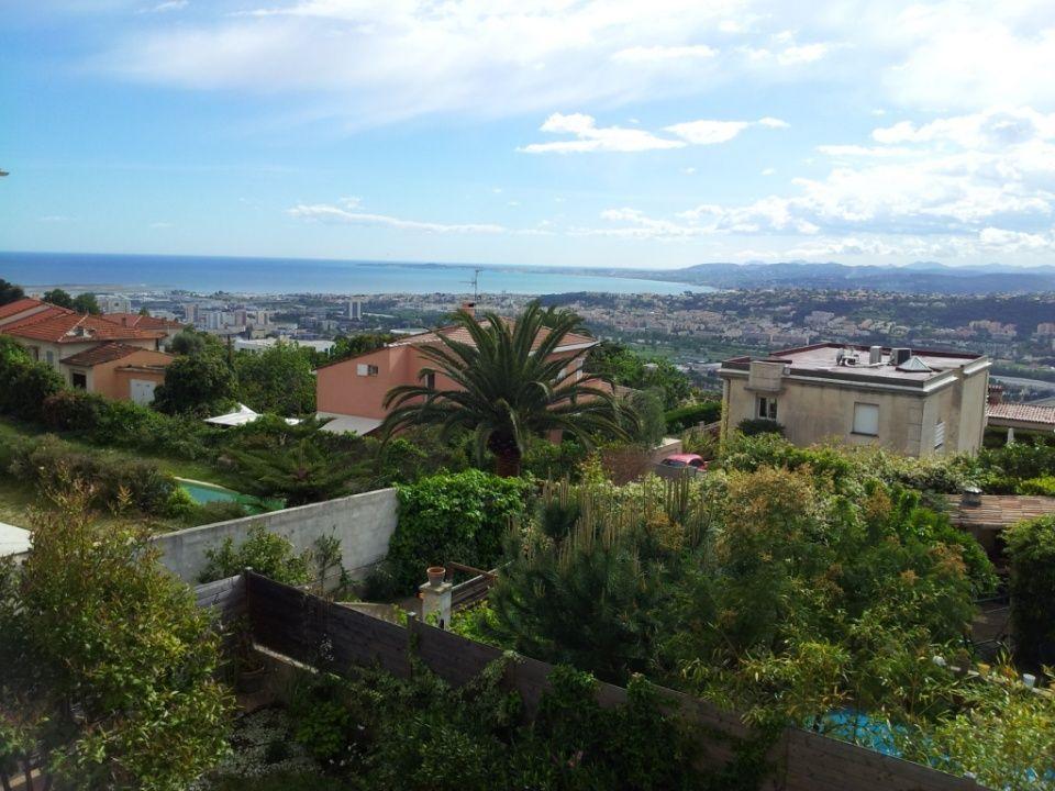 Вилла в Ницце, Франция, 120 м2 - фото 1