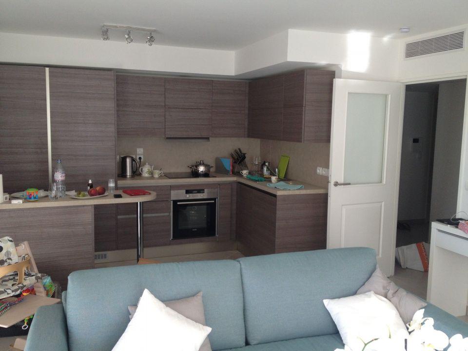 Квартира в Ментоне, Франция, 60 м2 - фото 1