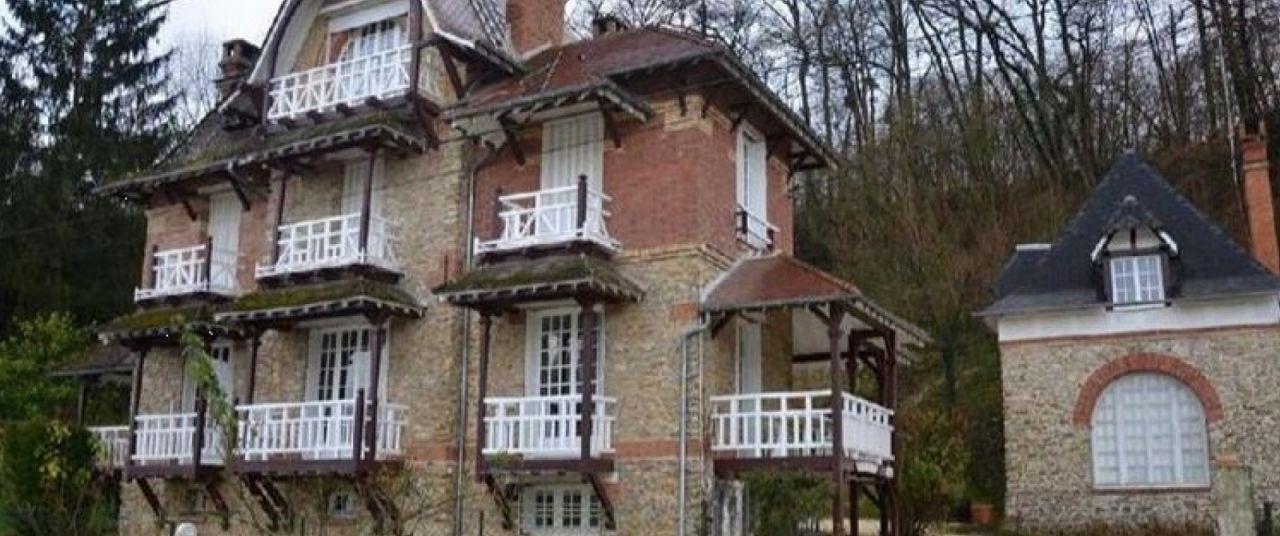 Дом в Иль-де-Франс, Франция, 165 м2 - фото 1