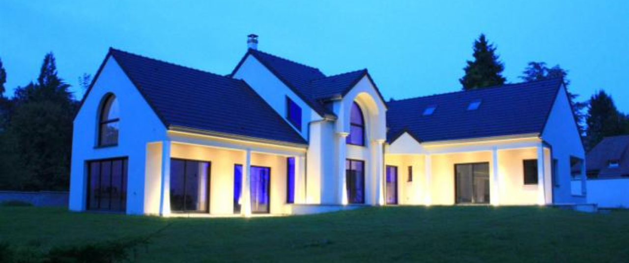 Дом в Иль-де-Франс, Франция, 3000 м2 - фото 1
