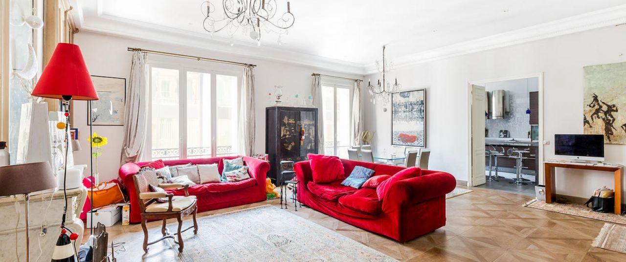 Квартира в Париже, Франция, 147 м2 - фото 1