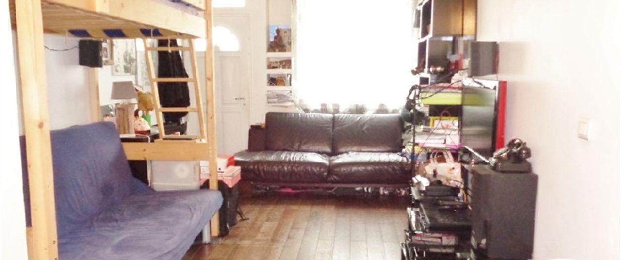 Квартира в Париже, Франция, 35 м2 - фото 1