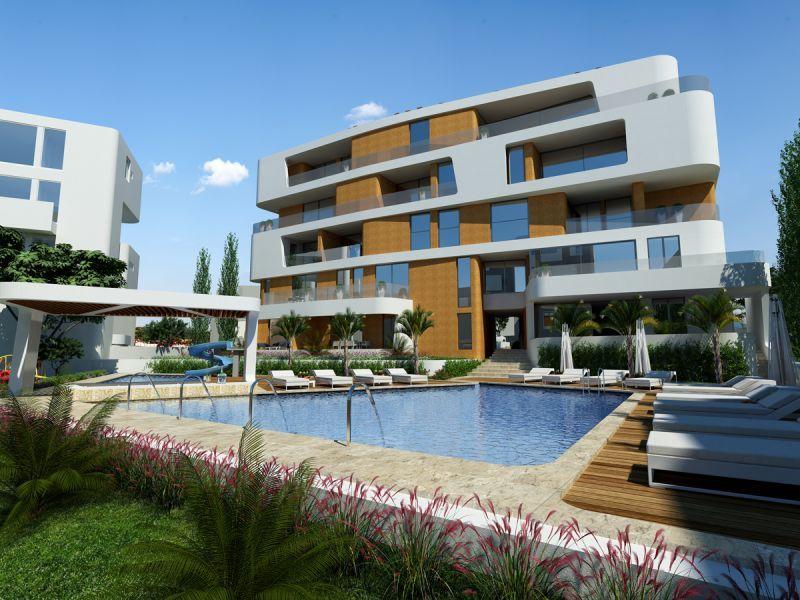 Квартира в Лимассоле, Кипр, 136 м2 - фото 1