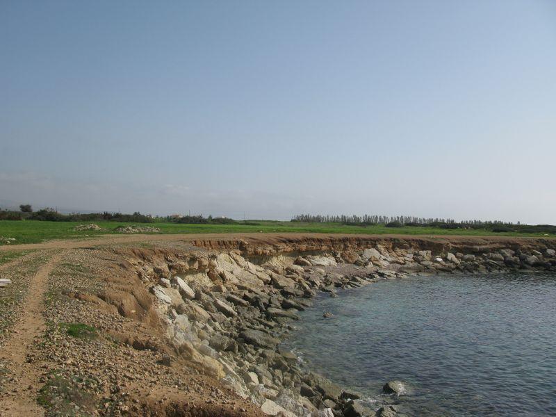 Земля в Пафосе, Кипр, 6935 м2 - фото 1