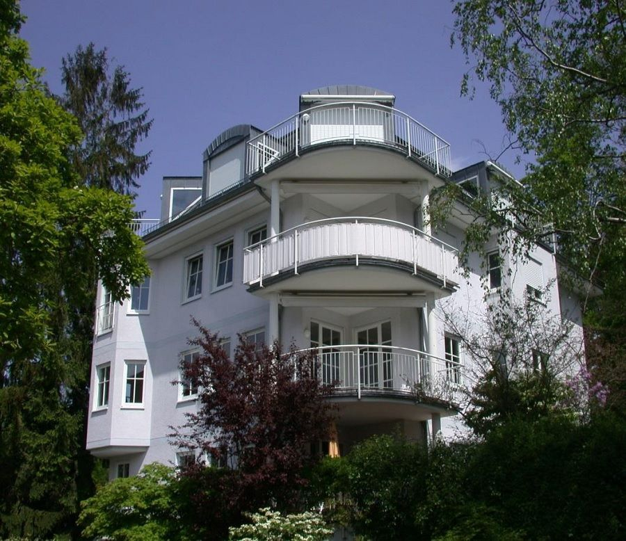 Квартира в Баден-Бадене, Германия, 170 м2 - фото 1