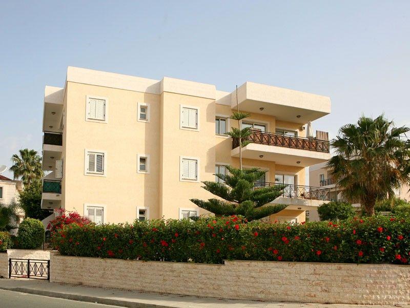 Квартира в Лимассоле, Кипр - фото 1