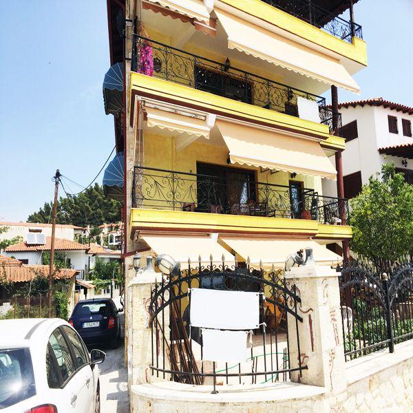 Квартира в Халкидики, Греция, 108 м2 - фото 1