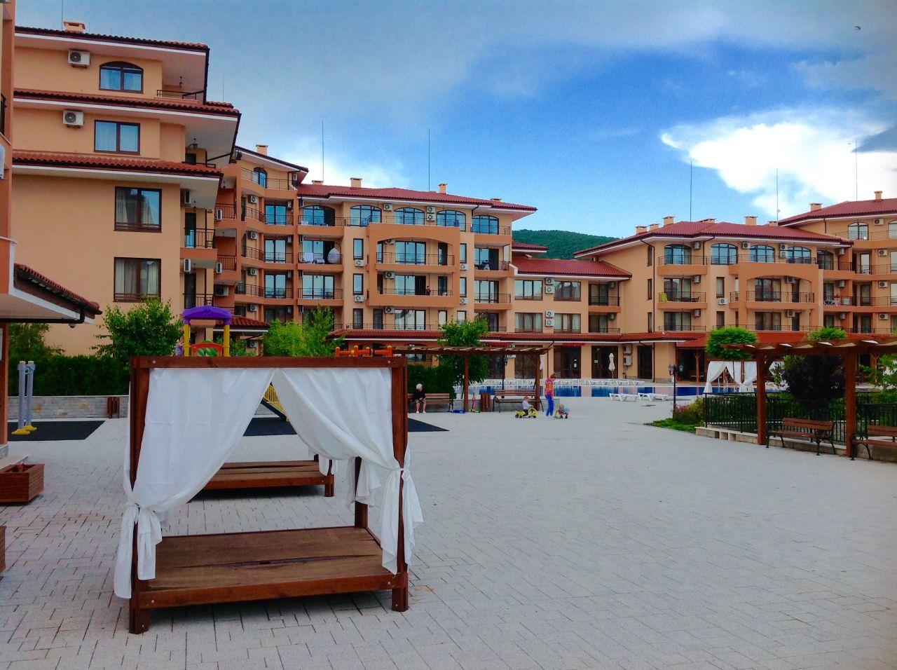 Апартаменты в Святом Власе, Болгария, 62.84 м2 - фото 1