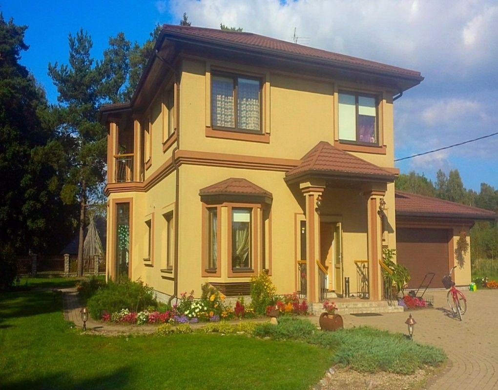 Дом в Саулкрасты, Латвия, 4000 сот. - фото 1