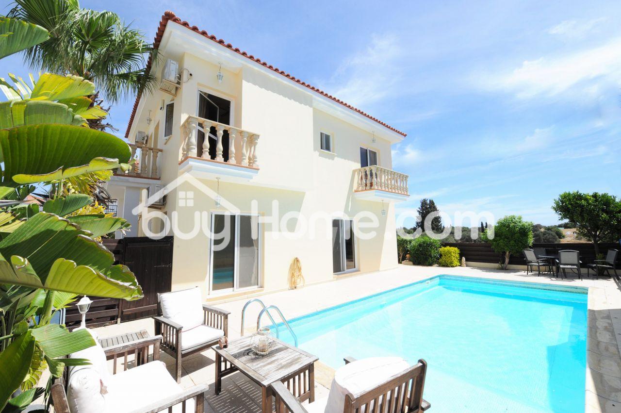 Дом в Ларнаке, Кипр, 153 м2 - фото 1