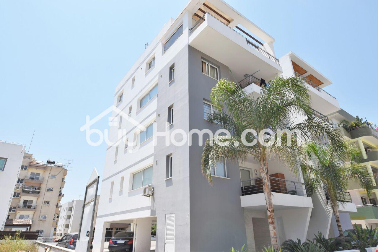 Апартаменты в Ларнаке, Кипр, 100 м2 - фото 1