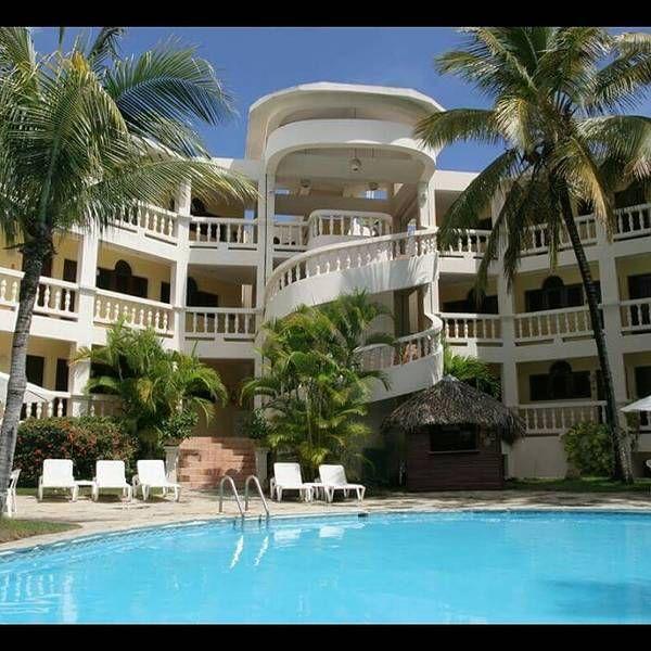 Квартира в Кабарете, Доминиканская Республика, 45 м2 - фото 1
