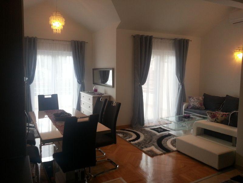 Апартаменты Боко-Которский залив, Черногория, 91 м2 - фото 1