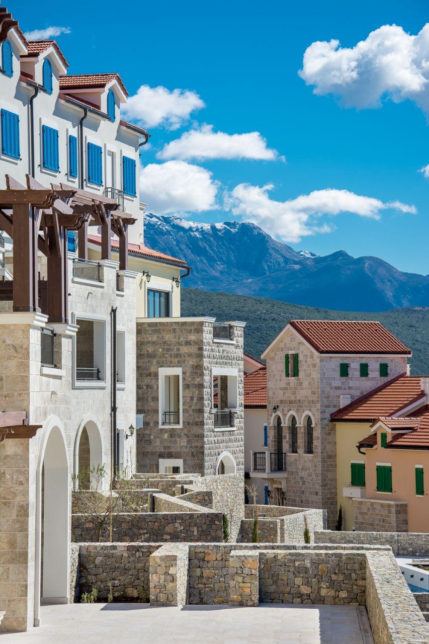 Апартаменты Будванская Ривьера, Черногория, 141 м2 - фото 1
