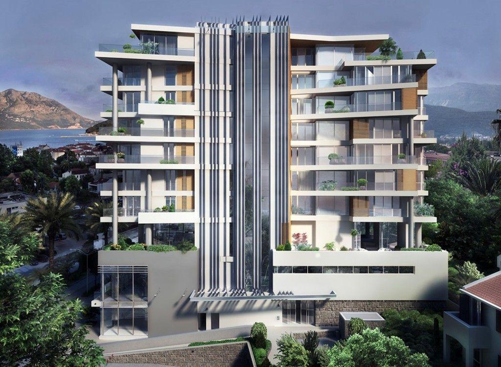 Апартаменты Будванская Ривьера, Черногория, 58 м2 - фото 1