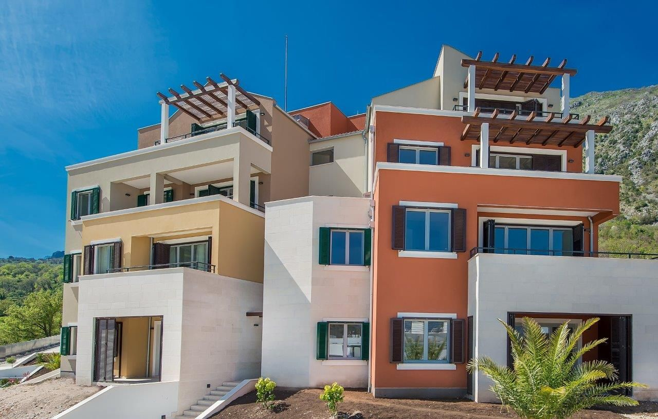 Апартаменты Боко-Которский залив, Черногория, 92.08 м2 - фото 1
