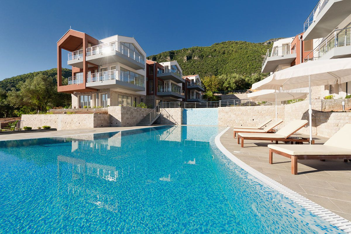 Апартаменты Боко-Которский залив, Черногория, 77.44 м2 - фото 1