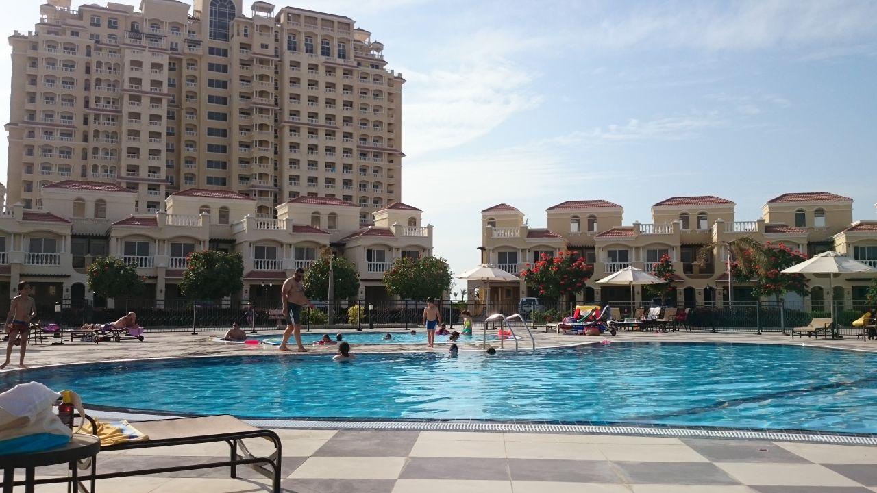 Апартаменты в Рас-эль-Хайме, ОАЭ, 42 м2 - фото 1