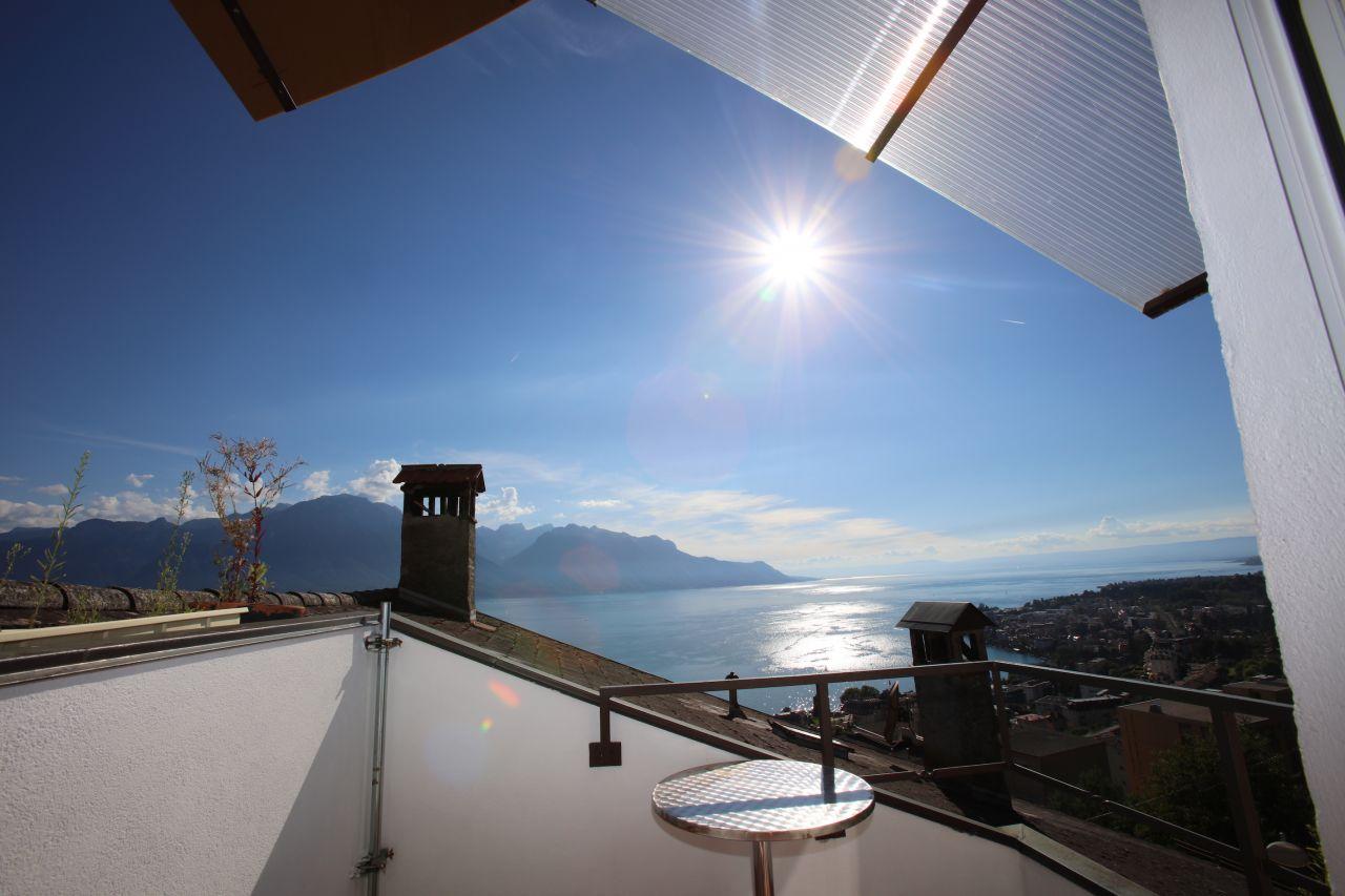 Дом в Монтрё, Швейцария, 87 м2 - фото 5