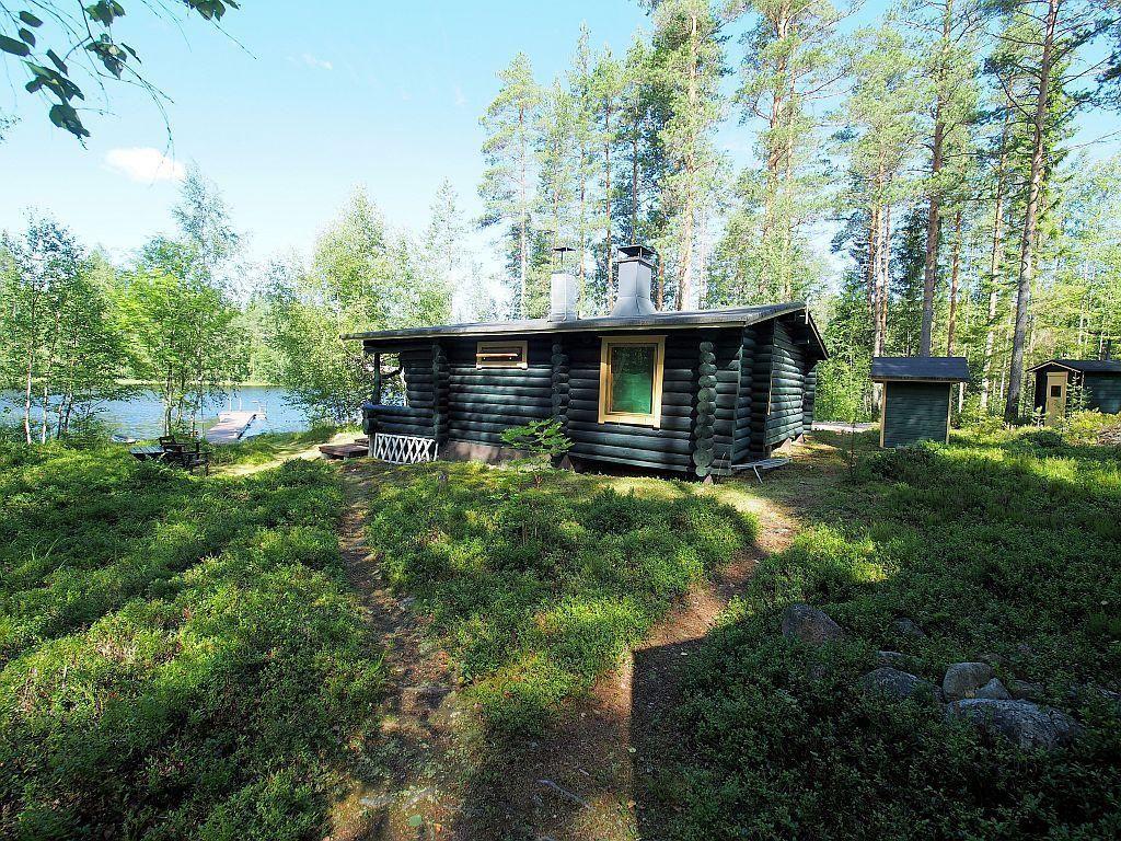 Коттедж в Руоколахти, Финляндия, 44 м2 - фото 1