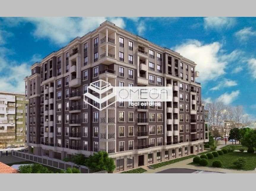 Апартаменты в Бургасе, Болгария, 57.23 м2 - фото 1