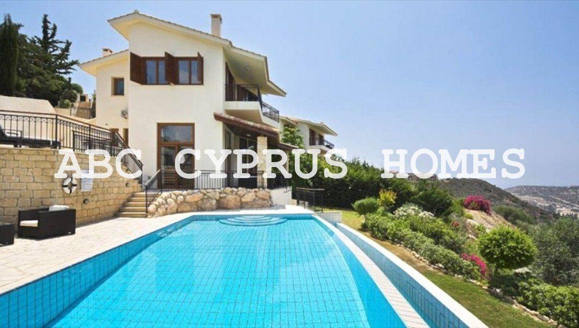 Вилла в Пафосе, Кипр, 269 м2 - фото 1