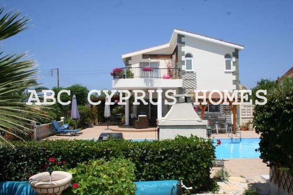 Вилла в Пафосе, Кипр, 174 м2 - фото 1