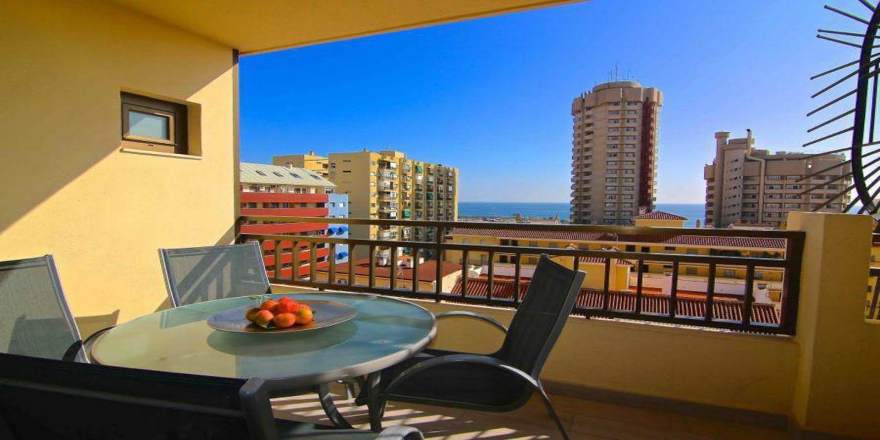 Апартаменты в Бенальмадене, Испания, 100 м2 - фото 1