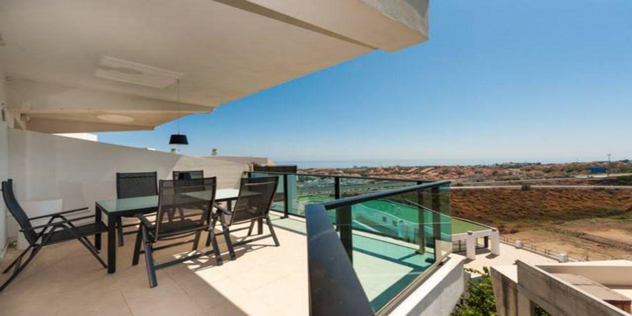Апартаменты в Бенальмадене, Испания, 86 м2 - фото 1