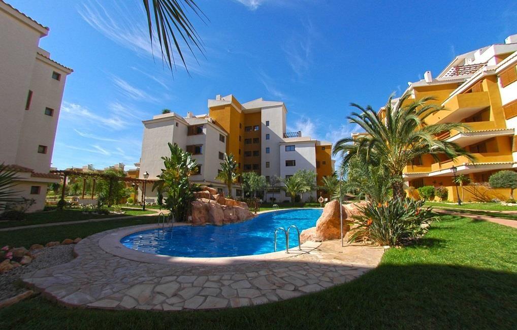 Апартаменты в Аликанте, Испания, 113 м2 - фото 1