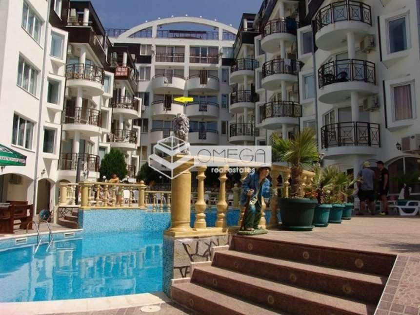 Апартаменты в Святом Власе, Болгария, 48 м2 - фото 1