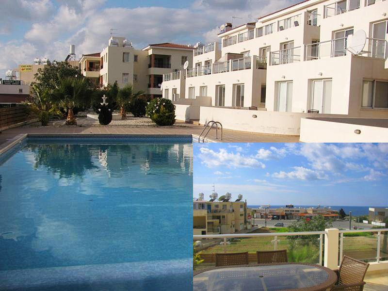 Апартаменты в Пафосе, Кипр, 73 м2 - фото 1