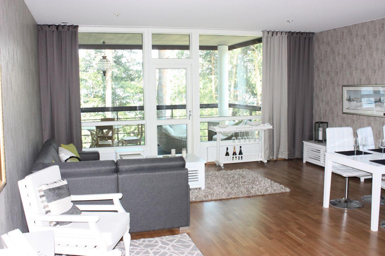 Апартаменты в Рауха, Финляндия, 90.5 м2 - фото 3