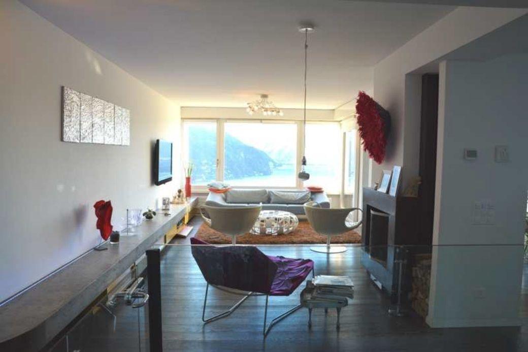 Квартира в Лугано, Италия, 216 м2 - фото 1