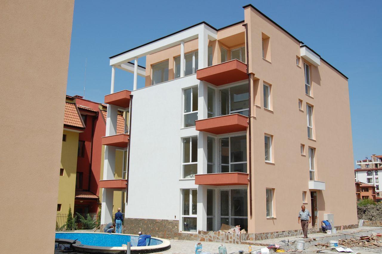 Апартаменты в Несебре, Болгария, 67 м2 - фото 1