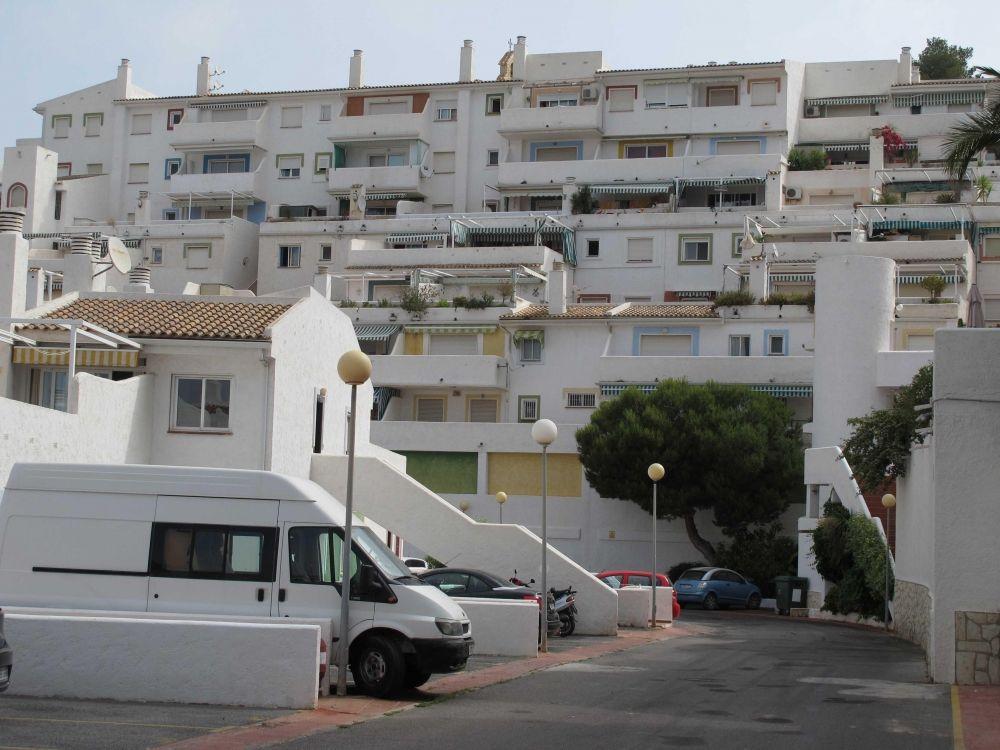 Апартаменты в Бенидорме, Испания, 35 м2 - фото 1
