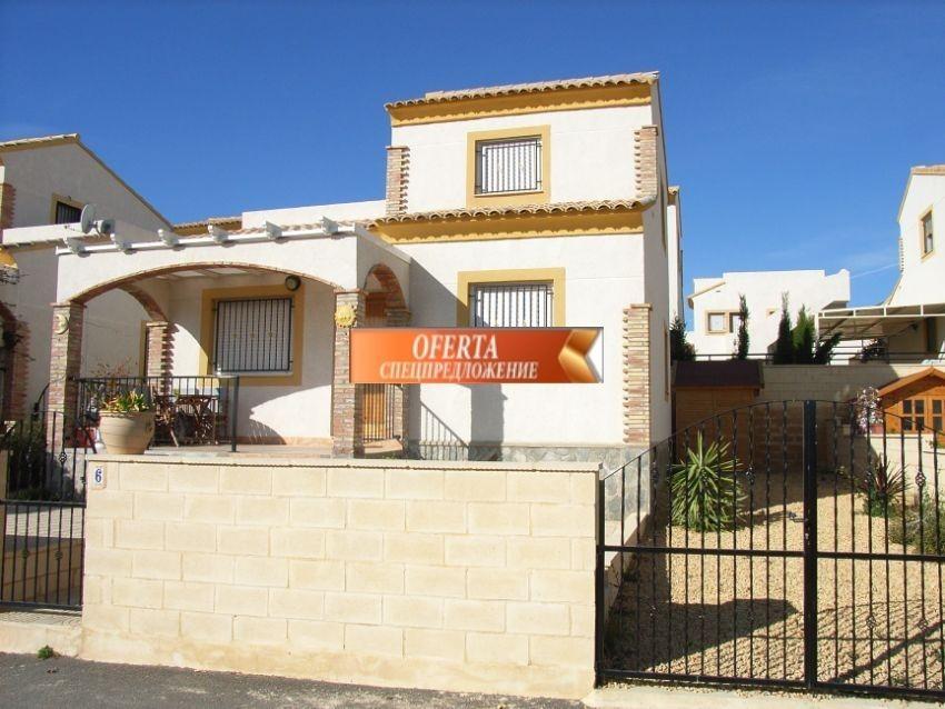 Вилла в Бенидорме, Испания, 220 сот. - фото 1