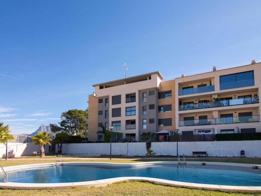 Апартаменты в Бенидорме, Испания, 98 м2 - фото 1
