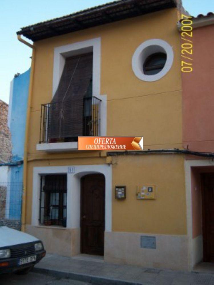 Вилла в Сан-Хуан-де-Аликанте, Испания, 79 сот. - фото 1