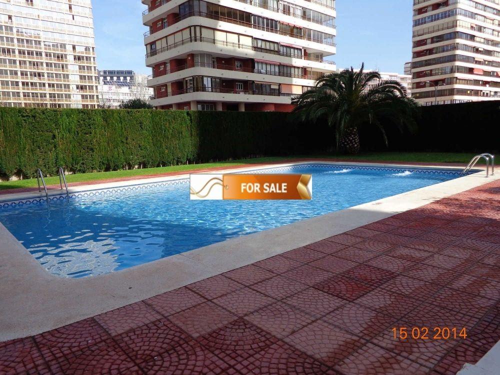 Апартаменты в Бенидорме, Испания, 57 м2 - фото 1