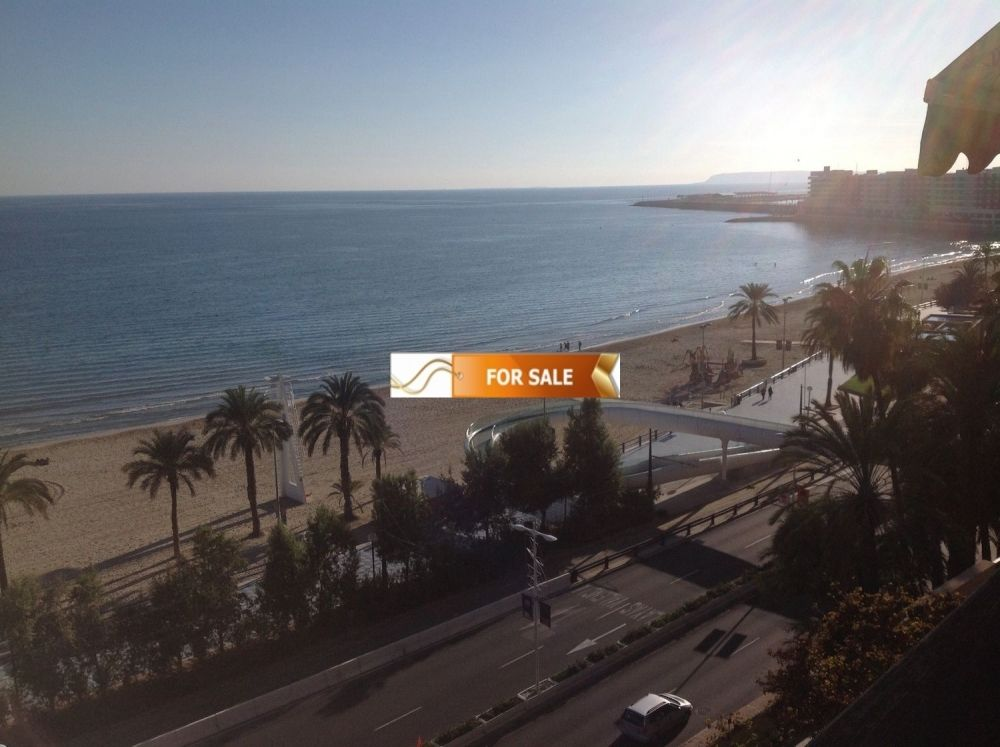 Апартаменты в Аликанте, Испания, 140 м2 - фото 1