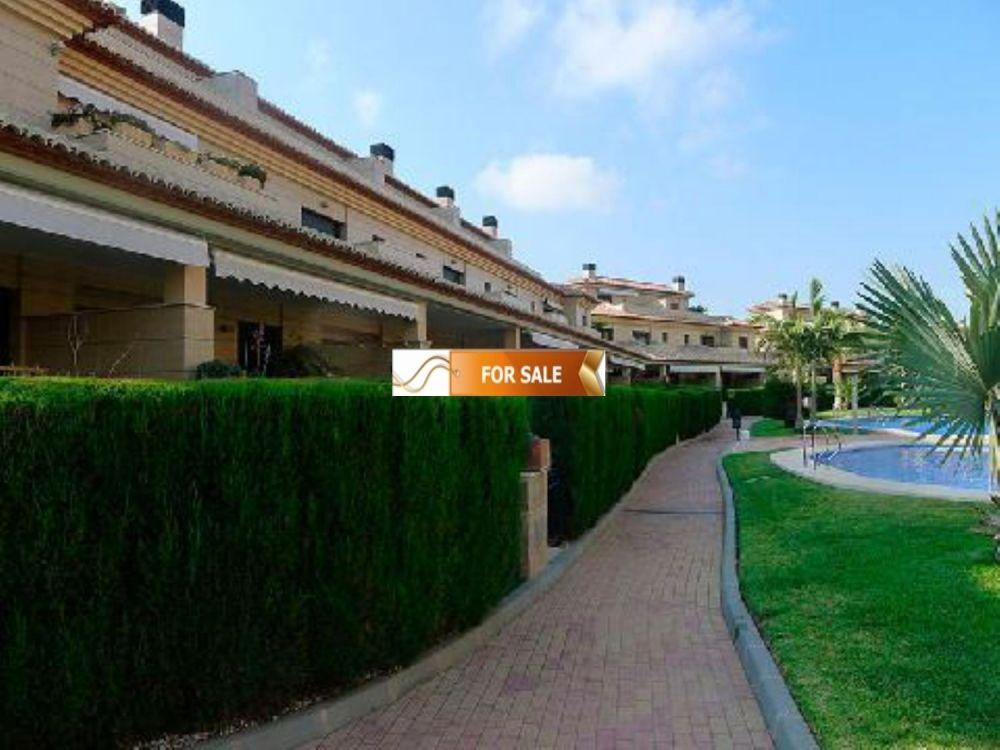 Апартаменты в Хавее, Испания, 154 м2 - фото 1
