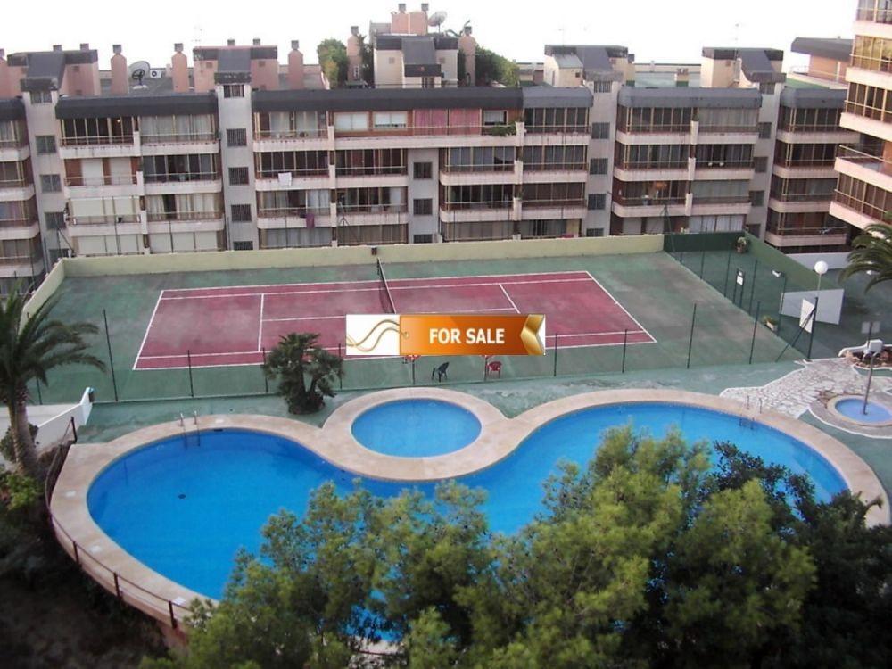 Апартаменты в Бенидорме, Испания, 65 м2 - фото 1